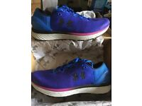UA Charged Bandit 3 ladies running shoes, size 6. Brand new.