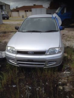 2002 Ford Laser Negotiable