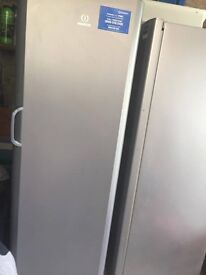 Indesit silver freezer - very good condition