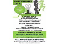 "£1 WalkFIT (with 6 week ""WIn the Pot"" Body Transform Challenge"