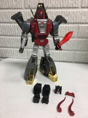 Perfect Fusion PF-01 CESIUM Slag US Seller MP Transformers FANS TOYS Scoria