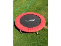 Training trampoline