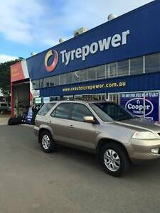2003 Honda MDX Wagon Biloela Banana Area Preview