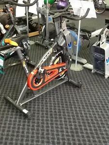 Spin bike and free rower Malaga Swan Area Preview