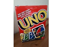 Giant Uno Cards