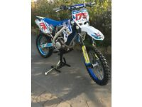 TM RACING 450CC 2009 MODEL