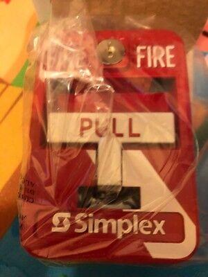 2099-9143 Manual Pull Station Simplex