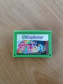 My little pony leap pad game