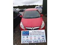 2009 corsa parts breaking bcg