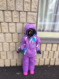 Jupa 3/4t snowsuit - like new