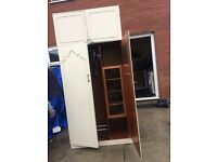 stunning very solid large/ tall wardrobes x 3 £325