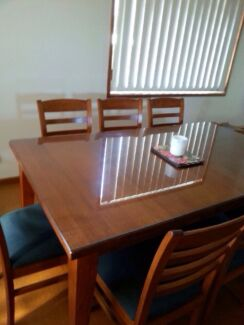 Extendable 8 Seater Dining Table Revesby Bankstown Area Preview