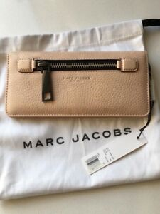 Marc Jacobs Pale Pink Wallet