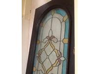 External Hardwood Triple Glazed Door