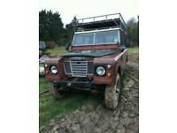 Landrover series 3 LWB county