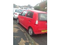 Daihatsu charade for Sale. Very Economical and cheap to Tax. £30 the whole year. Read description.