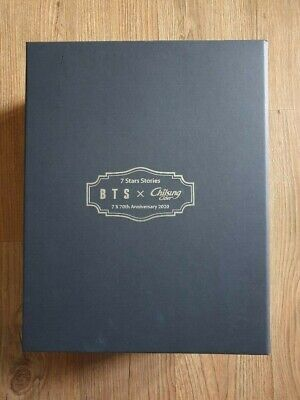 BTS Chilsung Cider Event Prize Limited Edition Young Forever Orgel Full Set