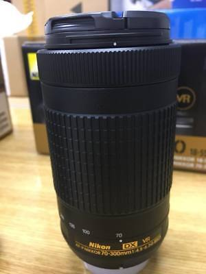 Nikon AF-P 70-300mm f/4.5-6.3G ED VR NK199X Bulk Box  Brand New Original DE