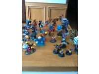 -2- large collection skylanders for Xbox PlayStation 3ds