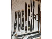 Various Leather girths - All new and unused