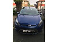 2009 Ford Fiesta 1.4 AUTOMATIC 5 DOOR With Full Ford Service History and 1 Year MOT
