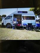 Toyota Hiace CAMPERVAN 2006 extra bedding Renown Park Charles Sturt Area Preview