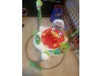 baby jumperoo as seen in pic vgc