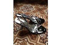 Shoes - (Esino) ladies high heels - only used once