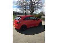 Vauxhall Corsa Limited Edition 1.2L