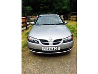Well maintained Nissan Almera available for sale