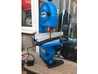 silverline 190mm bandsaw, perfect order, used once bargain
