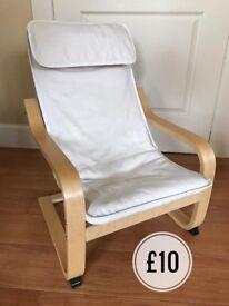 IKEA Poäng Child's Armchair