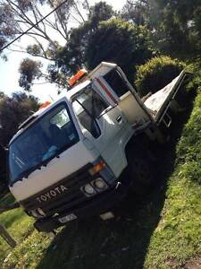 Toyota Dyna 13B manual diesel Eumemmerring Casey Area Preview