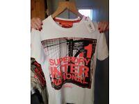 """Superdry Medium (38"""") T- Shirt"""