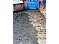 Proffessional Drive, Patio, Residential and Commercial Cleaning Services.