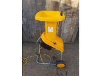 McCulloch Garden Shredder 1800w 240v
