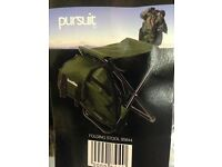 Pursuit Folding Stool Rucksack