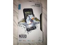 LIFEPROOF Nüüd iPhone 6/6s Phone Case NEW