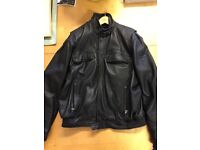 Harley Davidson Original Leather Jacket 2XL vest liner included - Hardly Worn