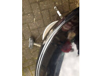 Weber bbq 57cm with thermometer