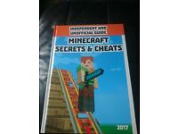 MINECRAFT SECRETS & CHEATS THE ANNUAL 2017 INDEPENDENT & UNOFFICIAL guide