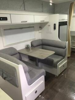 2015 New Age Wallaby 18ft Ensuite Pop Top