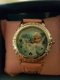 3 brand new frozen watches