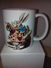 alice in wonderland tea party mugs