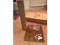 cat scratch pads/post