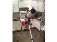 900mm reflector telescope with everything £50