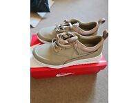 Nike Air Max Thea - Ladies Size 4 trainers - Desert Camo