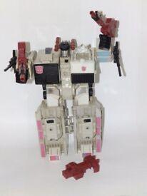 Transformer Hasbro 1985