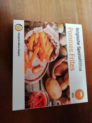 KMS World Money Fair belgique 2020 -Pommes frites 500 exemplaires