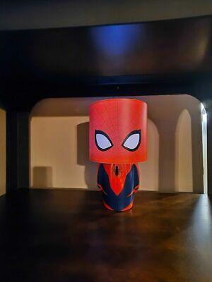 Marvel Spider-Man night light lamp